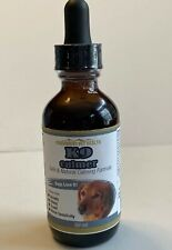 100% Natural K9 Calmer For Dogs And Cats Anxiety Stress Travel Noise Sensitivity