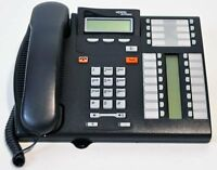 Nortel Norstar T7316 Phone Charcoal Refurbished with one Year Warranty