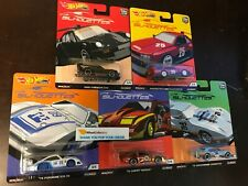 5 Car Set * 2019 Hot Wheels SILHOUETTES Car Culture Case J * IN STOCK