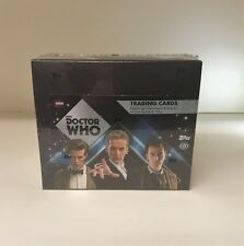 Doctor Who 2015 - Sealed Trading Card Hobby Box - Dr Who, Topps