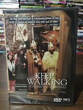 Keep Walking (Cammina Cammina) The Journey of the Magi (DVD, 2003)