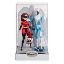 Disney Store The Incredibles 2 Limited Edition Designer Doll Set In Hand
