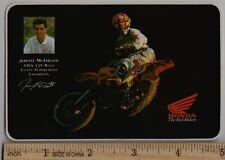 1993 JEREMY McGRATH HONDA STICKER Decal Motocross Supercross CR125R CR250R CR500