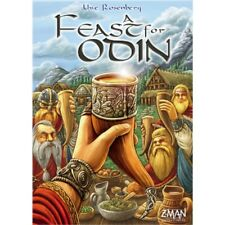 Z-man Games Zmg71690 a Feast for Odin Game