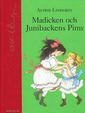 Buch Astrid Lindgren Schwedisch: Madicken Och Junibackens Pims, Madita, svenska