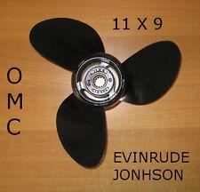 ELICA FUORIBORDO ORIGINALE 11x9 OMC EVINRUDE JOHNSON  25 HP