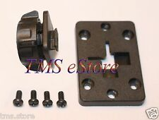 Ball Single T Mounting Plate Kit f/Delphi Skyfi 2-3 Mirge Onyx EZ SiriusXM Radio