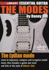 Lick Library Essential Guitar THE LYDIAN MODE Video DVD Lessons With Danny Gill