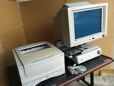 Canon Microfilm Scanner 800 Ii Large Format. Complete System.