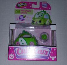 Shopkins Cutie Cars 08 Peely Apple Wheels QT + Bonus Mini