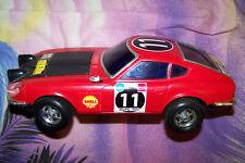 ALPs TOY NISSAN DATSUN FAIRLADY 240Z 1971 SAFARI RALLY WINNER s30 scale 1:15 old