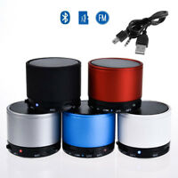 Portable New Wireless Mini Super Bass Speaker for iPhone Samsung Tablet PC