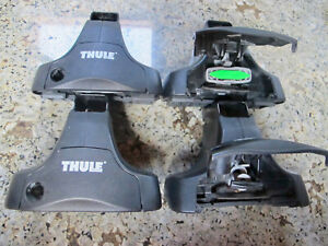 Thule 480 Traverse Foot Pack Kit For Roof Rack
