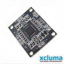 XCLUMA PAM8610 DIGITAL AMPLIFIER BOARD 2X15W TWO CHANNEL STEREO CLASS D BE0312