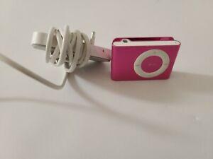 Apple iPod shuffle 2nd Generation Pink (1 GB)