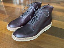 Alden Belmont Boot Burgundy 8.5D