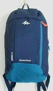 Quechua Arpenaz 10L RFID Hiking Swimming Mini Backpack 2 Tone Blue