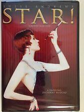 STAR! (DVD, 2004) Julie Andrews, NEW/SEALED -