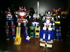 Power Rangers Mighty Morphin legado Megazord, Zeo, Turbo, espacio Zord Raro
