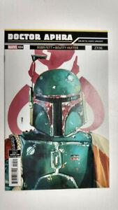 STAR WARS: DOCTOR APHRA #24 1st Printing - Galactic Icons Boba Fett /2018 Marvel