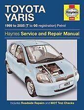 Manuali di assistenza e riparazione Yaris per l'auto per Toyota