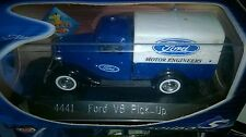 SOLIDO FORD V8 PICK UP MOTORE ENGINE Ford Nuovo Ss Scatola