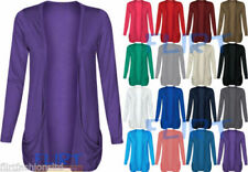 Long Sleeve Plus Size Tops & Shirts for Women with Pockets