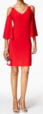 MSK New Embellished Cold-Shoulder Dress Size S #2E1 91