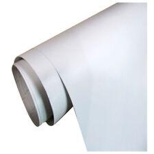 Weiss Auto Folie matt breit BLASENFREI selbstklebend Klebe Folie 50x152cm R1K8