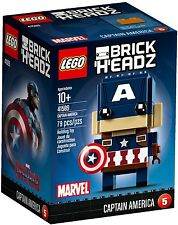 LEGO® BrickHeadz 41589 Captain America NEU OVP_ NEW MISB NRFB