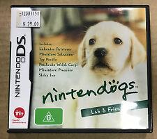 Nintendogs: Labs & Friends (Nintendo DS, 2005)