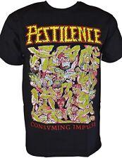 PESTILENCE - Consuming Impulse Original - T-Shirt - L / Large - 165357