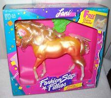 #9655 Vintage Kenner Fashion Star Fillies Lani California Palomino Horse