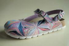 new ALPRO by BIRKENSTOCK Sandal Slide Clog ART C165 Crystal-Lilac US7 EU38 UK5 N