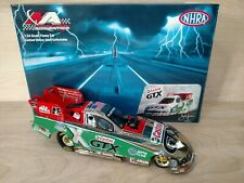JOHN FORCE 06 #3 Castrol GTX Ford Mustang Champion FC Color White Gold