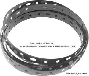 New Timing Belt for Brother Knitting Machine -KH830 KH860 KH864 KH868 881 KH890