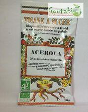 Biopastilles - Tisanes à sucer Acerola Bio - 15 g