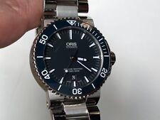 Oris Aquis Date 01 733 7653 4155-07 8 26 01PEB Automatic Men's Watch LNIB