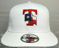 Texas Rangers MLB New Era 9fifty adjustable cap/hat