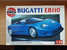 Bugatti EB110  - Airfix - 1:24 - 06420