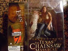MOVIE MANIACS McFarlane Toys - SERIE 7 : ERIN, Texas Chainsaw Massacre