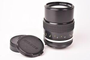 Lens Nikon Nikkor F/3.5 - 135mm. #264778. Ai. With Caps