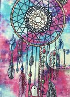 IPhone 6 Plus Wallet Flip Case Cover Stand Magnetic Closure Dreamcatcher Design