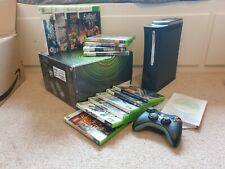 Xbox 360 Elite 120GB Console bundle & 14 Games