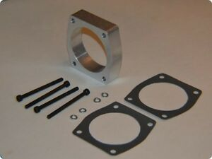 fit's INFINITI G35, I35, M35, FX35, QX4/ 03-06 NISSAN 350Z THROTTLE BODY SPACER