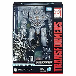 Transformers Megatron Hasbro Studio Series 13 Voyager Class SS13 Action Figure