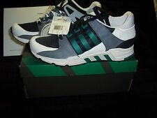 ADIDAS EQT RUNNING SUPPORT 93 C SNEAKERS WHITE  GREEN D67729 DS  SZ 10