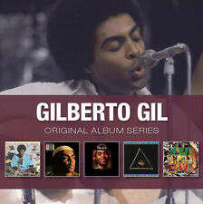 Original Album Series - Gil Gilberto 5x CD