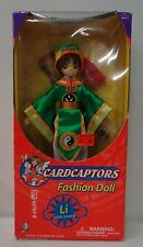 Card Captor Sakura Fashion Doll Li Sword Toy Anime Japanese Cartoon New M4