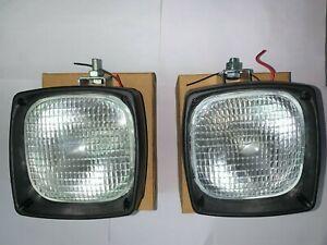 Caterpillar Lamp G 9x6853 9X8179  Model CB-334D CB-334E